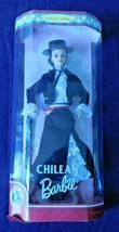 Vintage 1997 CHILEAN BARBIE Dolls of the World 18559 Mattel NIB Collecto... - $38.77