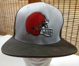 Cleveland Brown 9Fifty Snapback Hat NFL Football Cap Original Fit - $255,01 MXN
