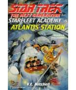 Atlantis Station (Star Trek: the Next Generatio... - $5.59