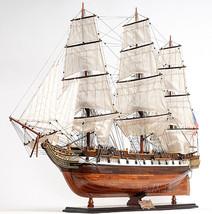 USS Constellation Frigate Wooden Tall Ship Mode... - $689.90