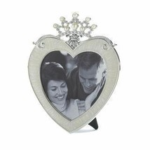 HEART CROWN FRAME 5X5  - $34.99