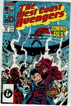 WEST COAST AVENGERS (1985 Series) 24 25 26 27 28 Annual 2 - All Near Mint - $17.49