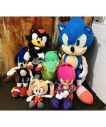 6 x Great Eastern Toy Factory Nanco Sonic the Hedgehog Cream Rabbit Plus... - $643.50