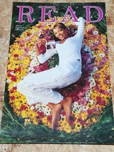 Monica Brown Library READ Poster Laminated Summer Sisters by Judy Blume - $28.49
