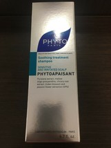 Phyto Phytoapaisant Soothing Treatment Shampoo Sensitive Irritated Scalp... - $20.99