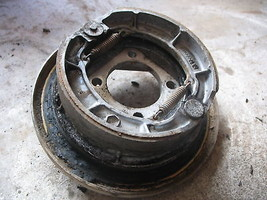 REAR BRAKE DRUM HOUSING 1994 94 KLF220 KLF 220 BAYOU - $10.93