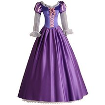 Disney Princess Costume Party Long Purple Victorian Dress - $105.99+
