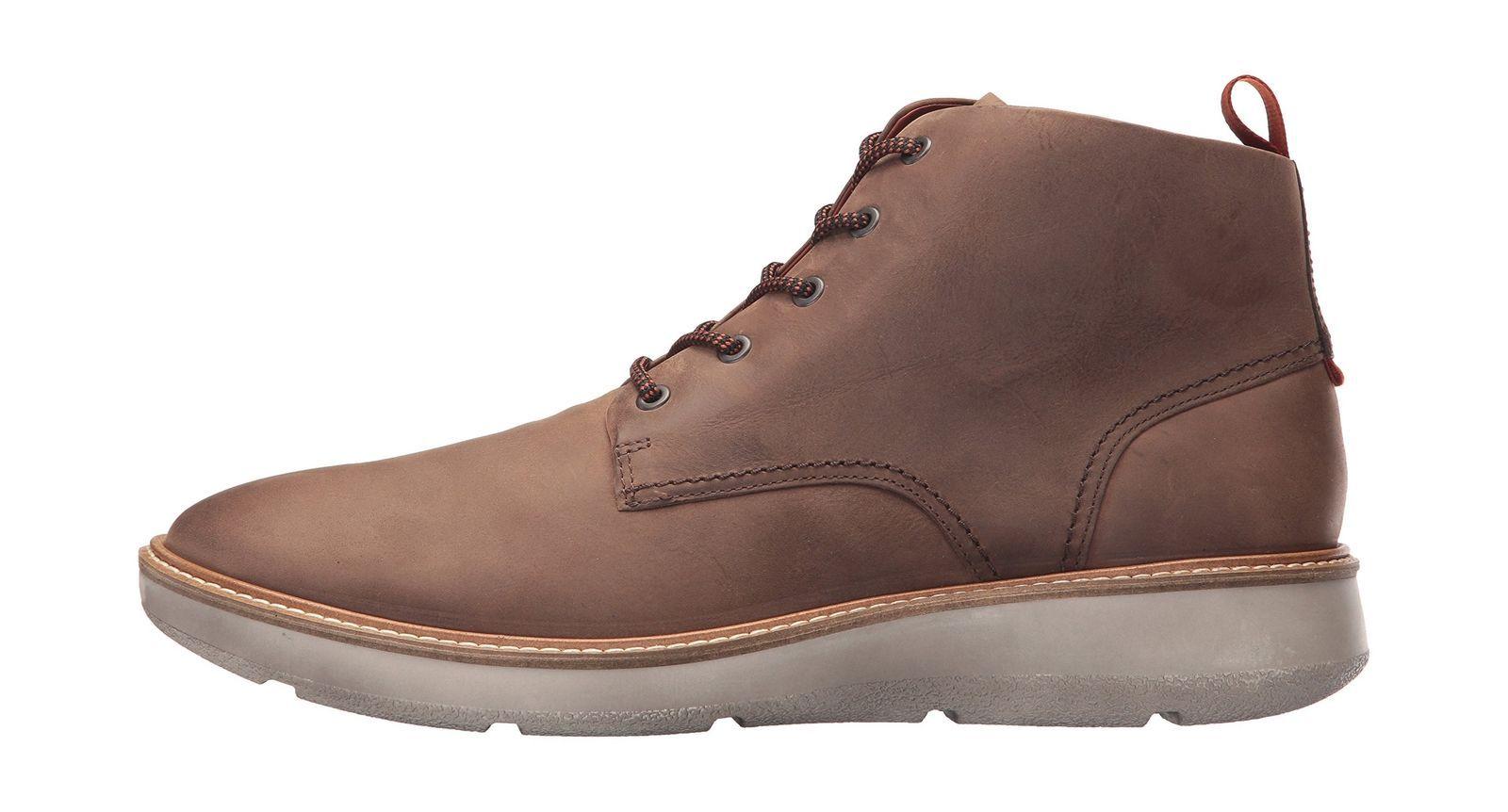 Ecco Whistler, Chaussures Multisport Outdoor Homme, Marron (Brandy/Brandy), 44 EU