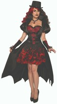 Forum Novelties Immortal Princess Vampire Adult Womens Halloween Costume... - $37.99