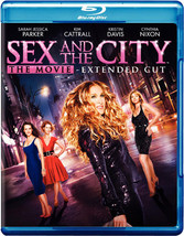 Sex & The City-Movie (Blu-Ray/Dc/2 Disc)