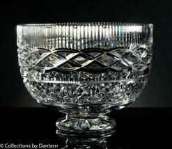 "Waterford Crystal Book of Kells 8.75"" Footed Bowl - $299.00"