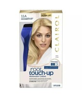 1 Clairol 11A Root Touch Up Ultra Light Ash Blonde Permanent Hair Dye Gray Cover - $13.99