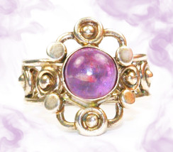 Amethyst queen haunted ring 1 thumb200