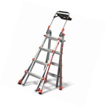 Little Giant MegaMax 17 Ladder w/Air Deck - $234.62