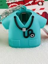Bath & Body Works Scrubs Medical Field Pocket. Bac Green Lanyard Holder - £12.88 GBP