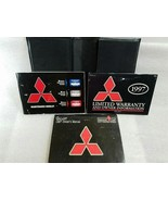 OWNERS MANUAL SET WITH CASE FOR 1997 97 MITSUBISHI GALANT 11223 - $13.85