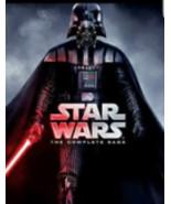 Star Wars: The Complete Saga 1-6 I II III IV V VI Blu-Ray Brand New Sealed - $53.50