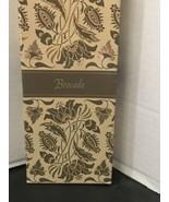 AVON BROCADE Perfumed Talc And Soap Set - Vintage - $14.50