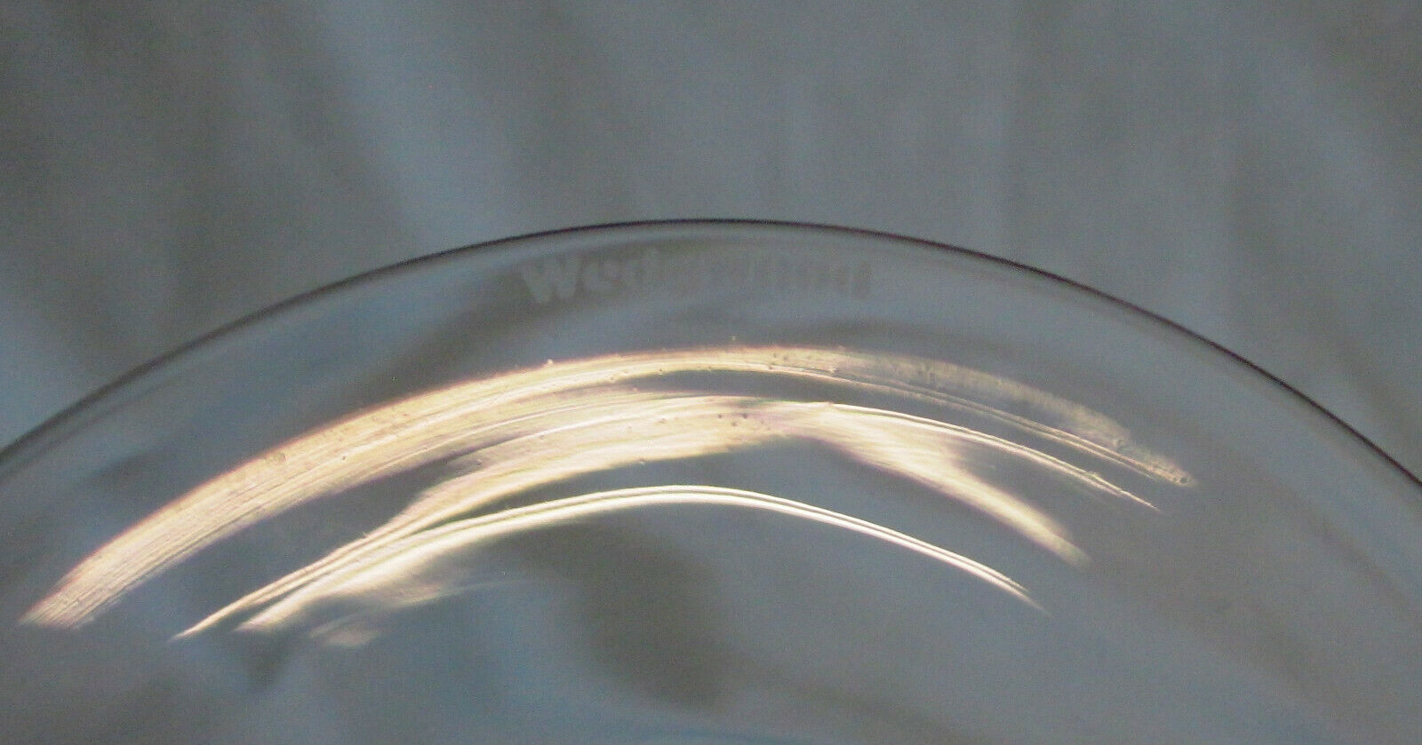 Wedgwood Tiara Wine 8 3/8 Goblet Stem image 6