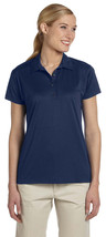Jerzees Women's Polo Shirt - 441W - Navy - $19.66 CAD+