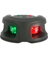 Attwood LightArmor Bow Mount Navigation Light - Composite Black - Bi-Col... - $60.81