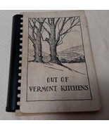 OUT OF VERMONT KITCHENS COPYRIGHTED 1939 TRINITY MISSION 1946 11TH  PRIN... - $6.99