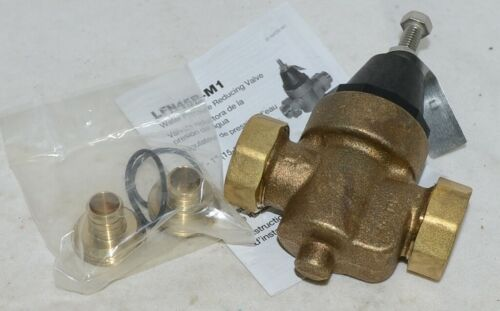 Watts 3/4 Inch Water Pressure Reducing Valve LFN45BM1 Lead Free