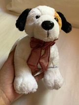 """Webkinz Jack Russell Terrier HM168 Soft Plush Animal Ganz W Code Tag 11"""" Used image 10"""