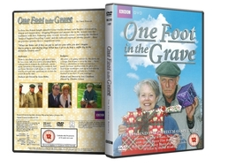 BBC DVD - One Foot In The Grave The Christmas Specials DVD - $20.00