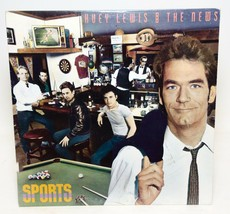 Huey Lewis and The News Sports LP Vinyl Album Record 1983 Chrysalis FV-4... - $9.41