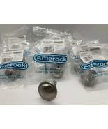 Amerock Allison Satin Nickel 1-1/4 In. Lot of 10 Cabinet Knob BP1387G10 - $17.82