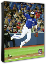 Vladimir Guerrero 2019 Toronto Blue Jays -16x20 Photo on Stretched Canvas - $89.99