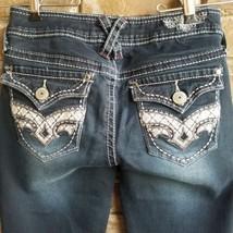 a88e46c26e1 Hydraulic Lola Micro Bootcut Jeans Size 1/2 - $19.79