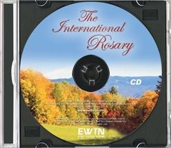 THE INTERNATIONAL ROSARY- EWTN - CD - $22.95