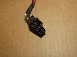 Fit For 1985-1989 Toyota MR2 Warning Buzzer Chime Unit Pigtail Harness - $27.12