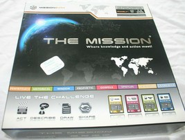 The Mission Board Game Interactive Bible Game New Open Box Complete Reli... - $46.74