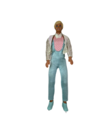 Ken Doll #7375 Mattel Barbie 1989 Ice Capades 50th Anniversary - $17.99