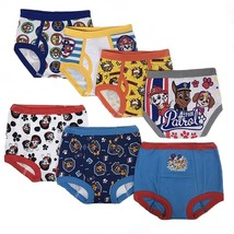 PAW PATROL Toddler Boys' 3pk Training Pants and 4pk Briefs COMBO PACK - $16.99