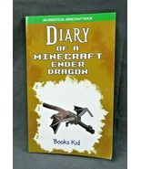 Diary of a minecraft ender dragon books kid Lego - $18.00