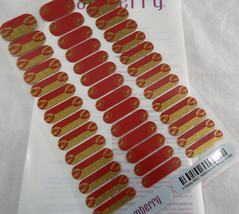 Jamberry Disney Reflections of Beauty Jr 0916 91A2 Nail Wrap Full Sheet - $11.87