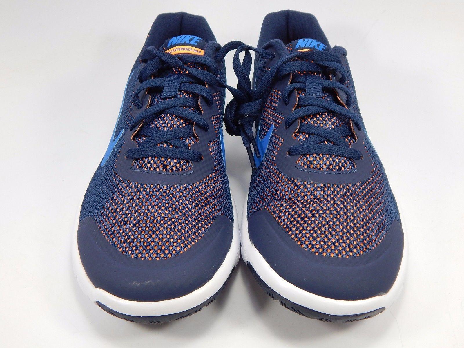 a11abc6b1df56 Nike Flex Experience 4 Big Kid s Youth Shoes Size 7 Y (M) EU 40 Blue ...