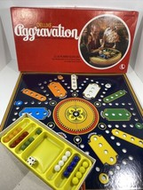 Vintage 1977 Lakeside Deluxe Aggravation Board Game Complete - $49.45