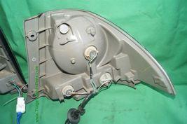 Lexus IS300 Sedan Taillights Tail Lights Lamp Set Pair 01-05 L&R image 7