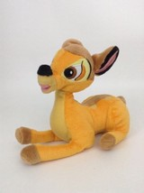 "Disney Store Baby Bambi Fawn Deer Laying 7"" Plush Stuffed Animal  - $9.85"