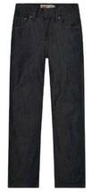 $40 Boys Levis Blue 550 Adj Waist Straight Leg Relaxed Denim Jeans-sz 16... - $23.76