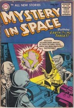 Mystery In Space Comic Book #26, DC Comics 1955 VERY GOOD - $53.13