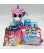 Bundle of 5 Various Children's Toys, Barbie, Trolls, Baby Shark Etc.  - $19.79