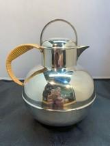 Antique Vtg Apollo Bernard Rice's Sons Silverplate Teapot Coffee Cream P... - $19.95
