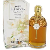 Guerlain Aqua Allegoria Flora Nerolia Perfume 4.2 Oz Eau De Toilette Spray image 1