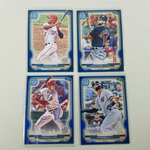 2020 Gypsy Queen Numbered Topps Baseball Cards Sanchez,Robles,Turner, Be... - $19.99